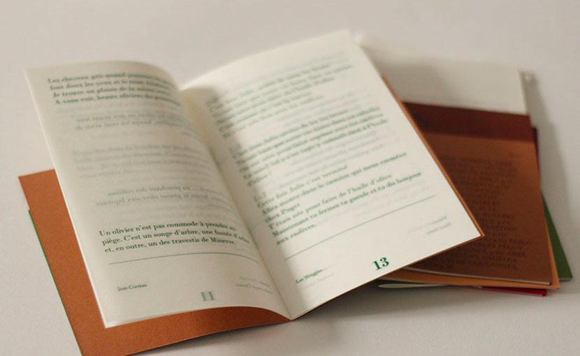 Pages intérieures livre