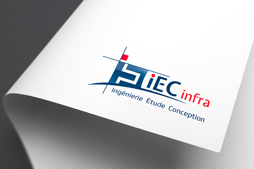 Logo IEC infra - version 2