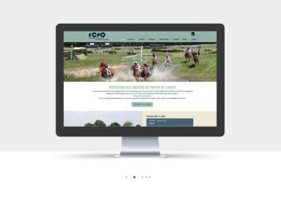 Fédération des courses de poneys de l'ouest